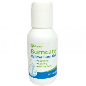 Gel calmant pentru arsuri, hidratant, steril, flacon 59 ml de la Sirius Distribution Srl