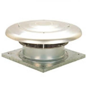 Ventilator axial cu acoperis orizontal HCTT/4-500-B de la Ventdepot Srl