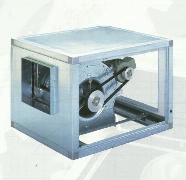 Ventilator centrifugal debit CVTT 25/25 with motor of 2.2kw