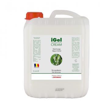 Sapun lichid canistra 5 litri Cremosso Soap de la Ekomax International Srl
