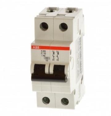 Intrerupator automat bipolar ABB 25A/1N, 4.5kA de la Kalva Solutions Srl