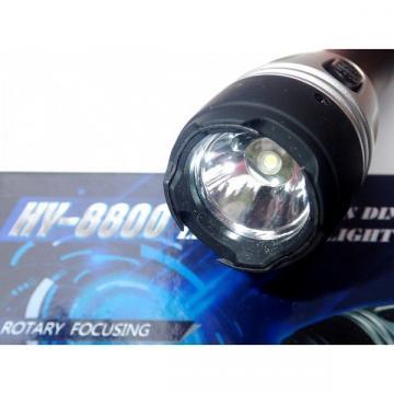 Lanterna cu electrosoc pentru autoaparare HY-8800