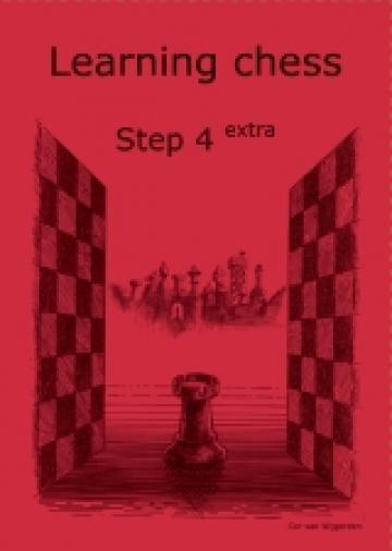 Caiet de exercitii, Step 4 Extra - Workbook / Pasul 4 extra de la Chess Events Srl