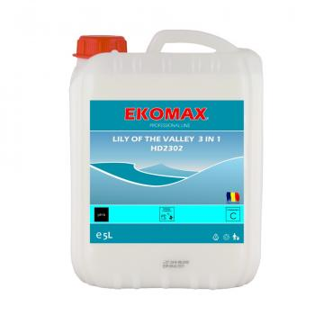 Gel mixt 3 in 1 canistra 5 litri Lily Of The Valley de la Ekomax International Srl