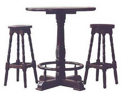 Masa bar Donya si 2 scaune Antibes