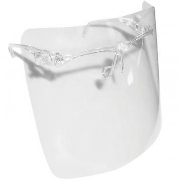 Masca protectie fata, 25x17.5cm, rama policarbonat de la Sirius Distribution Srl