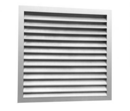 Grila exterior Outdoor grid wit wire mesh 800x250mm