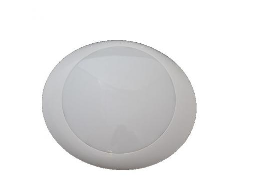 Plafoniera LED 18W, 6000K, alb, IP40, Elips