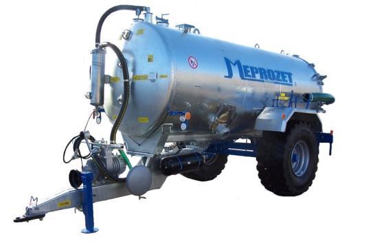 Vidanja PN 70/1 - 8.000 litri de la Romagrotehnica Srl.