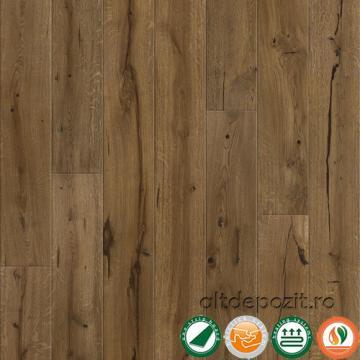 Parchet triplustratificat stejar Porto Grande 14 mm de la Altdepozit Srl
