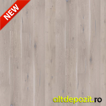 Parchet triplustratificat stejar Silver Piccolo scurt 14mm