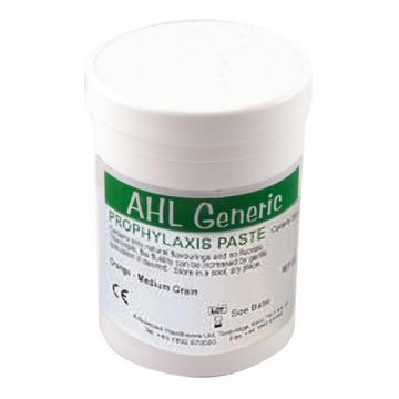 Pasta pentru profilaxie, granulatie medie cu aroma menta