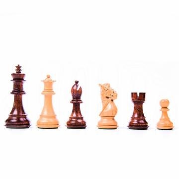 Piese sah lemn Staunton 6 Kings Bridal Clasic de la Chess Events Srl