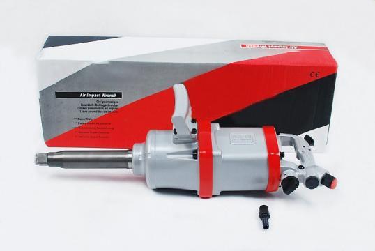 Pistol pneumatic camioane, tir de impact 1 tol putere 5800Nm de la On Price Market Srl