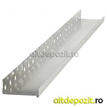 Profil de soclu aluminiu de la Altdepozit Srl