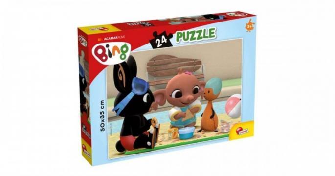 Puzzle 24 bucati Bing Piknik de la Pepita.ro