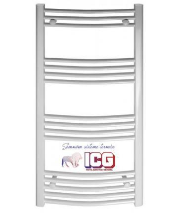 Radiator portprosop curbat 500x1500 de la ICG Center