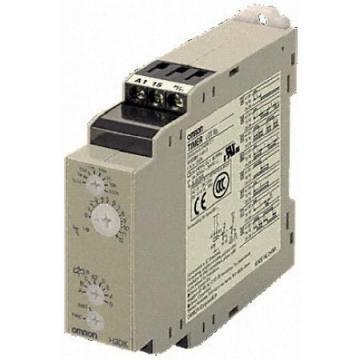 Releu de timp industrial DPDT, 24-240VAC/DC Omron H3DK-S2 de la Kalva Solutions Srl