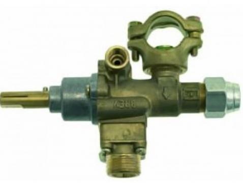 Robinet de gaz PEL 22S/V, intrare gaz 21mm 101661 de la Kalva Solutions Srl