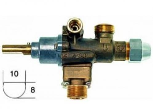 Robinet de gaz PEL 22S/V, intrare gaz M20x1.5, 101087 de la Kalva Solutions Srl