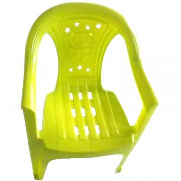 Scaun din plastic pentru copii - 2