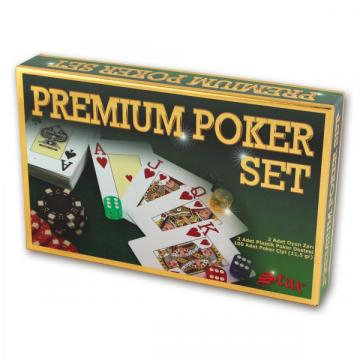 Set Poker Star, 100 jetoane Dice de la Chess Events Srl