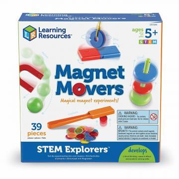 Joc set Stem - Magie cu magneti