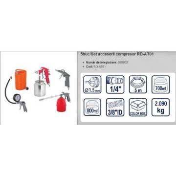 Set profesional accesorii compresor aer comprimat