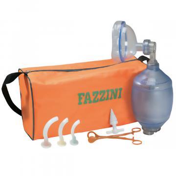 Set resuscitare din PVC, pentru copii Fazzini