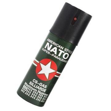 Spray iritant lacrimogen paralizant autoaparare cu piper