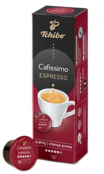 Cafea Tchibo Cafissimo capsule Espresso Intense Aroma 10buc de la KraftAdvertising Srl