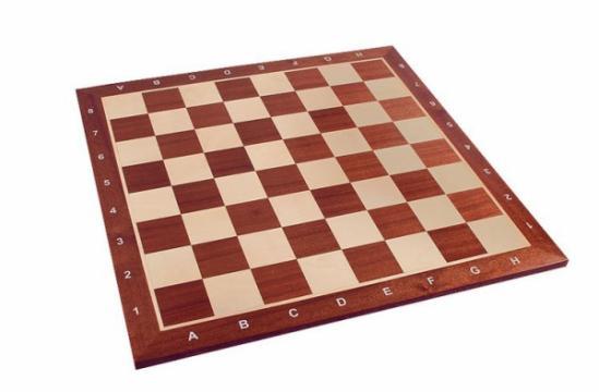 Tabla de sah lemn no 5 mahon de la Chess Events Srl