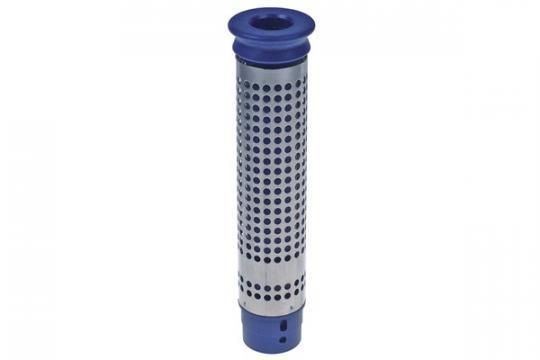 Teava deversare plastic si otel inoxidabil 48mm, h=210mm de la Kalva Solutions Srl
