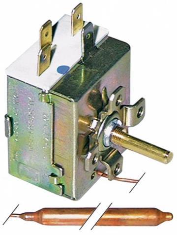 Termostat reglabil 40-120*C, 1CO, 16A