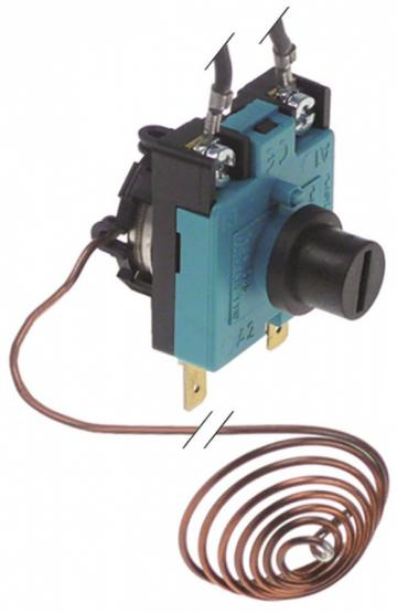 Termostat de siguranta 106*C, 1pol, 20A de la Kalva Solutions Srl
