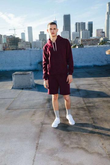 Pantaloni scurti Unisex Salt and Pepper Gym Short de la Top Labels