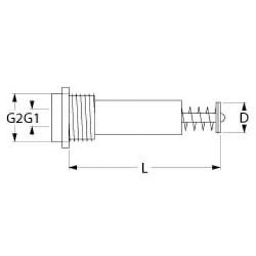 Unitate magnetica L 45mm