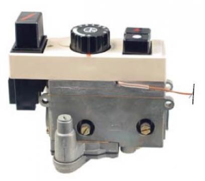 Valva de gaz Minisit 0.710.656, 120-340*C