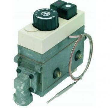 Valva de gaz cu senzor 100-340C