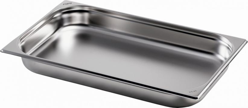 Vascheta GN Basic Line 1/1 GN adancime 55mm de la Clever Services SRL
