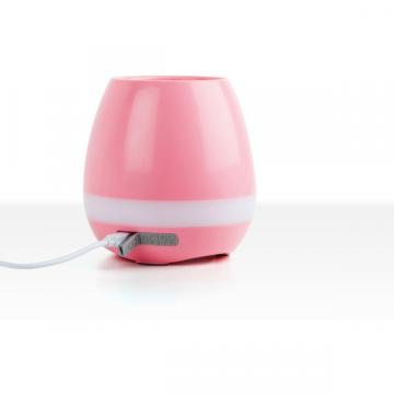 Vaza flori muzicala cu note muzicale Smart Flower-pot de la Startreduceri Exclusive Online Srl - Magazin Online - Cadour