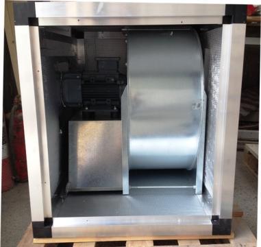 Ventilator centrifugal Box HP350 1450rpm 4kW 400V