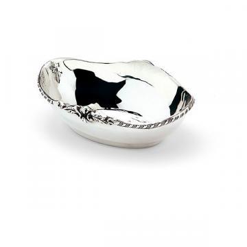 Bol argintat by Sheffield - Chinelli Italy