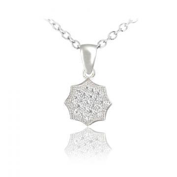 Colier din argint Octogon de la Luxury Concepts Srl