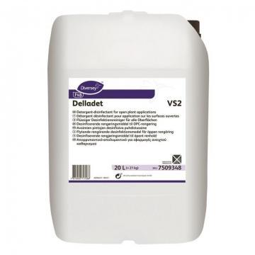 Detergent dezinfectant Delladet, Diversey, 20L