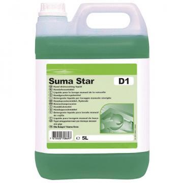 Detergent vase manual Suma Star D1, Diversey, 5L de la Sanito Distribution Srl