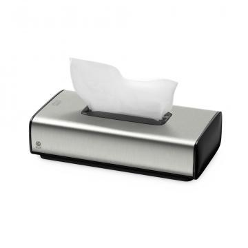 Dispenser servetele faciale inox Tork