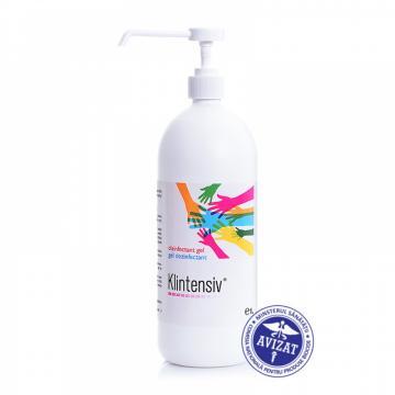Gel dezinfectant de maini Klintesiv - 1000 ml de la Sanito Distribution Srl