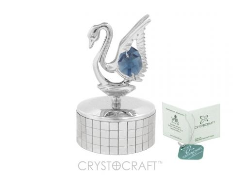 Marturie Lebada muzicala cu cristale Swarovski de la Luxury Concepts Srl