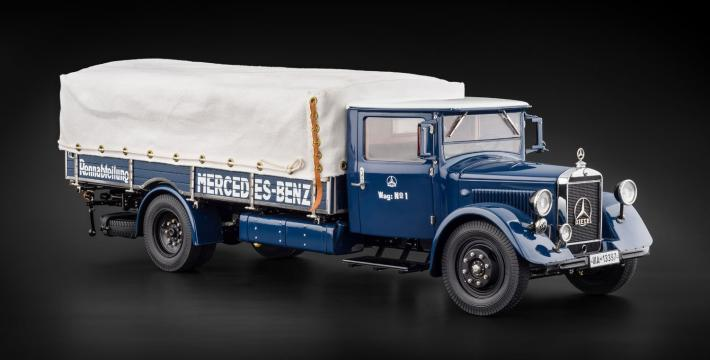Macheta Mercedes Transportor Race Car, LO 2750, 1934-1938